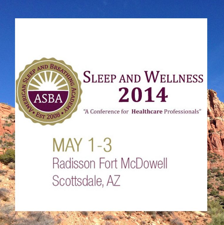 Speaking At The Sleep and Wellness Conference