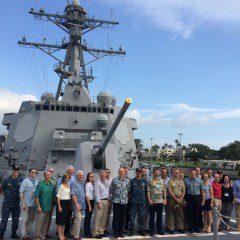 American Australian Leadership Dialogue In Honolulu