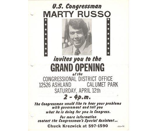 Congressional Beginnings